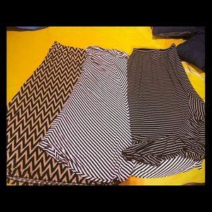 Knit Skirt Bundle